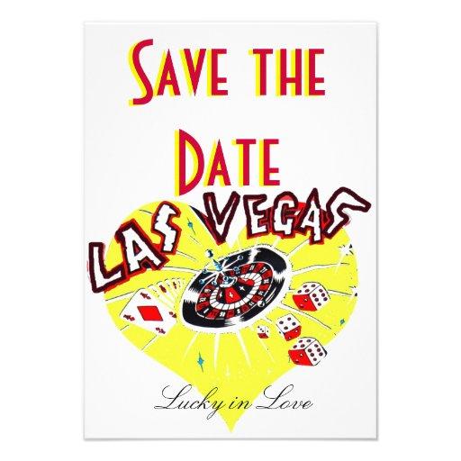 Reserva de Las Vegas el corazón de la fecha Comunicados