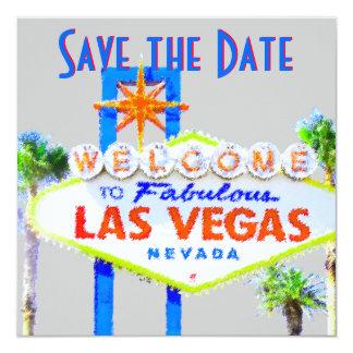 Reserva de Las Vegas la fecha Comunicados Personales