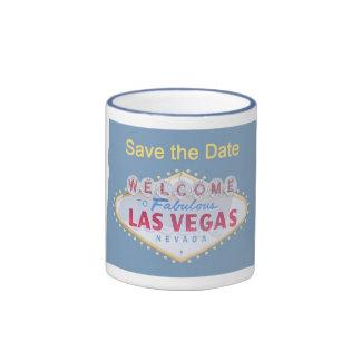 Reserva de Las Vegas la taza de la fecha