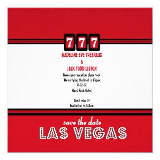 Reserva de Nevada la fecha Apuesta en negro Comunicado Personalizado