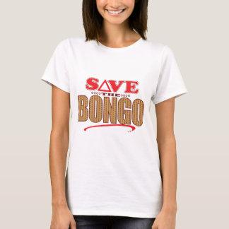 Reserva del bongo camiseta