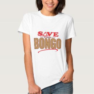Reserva del bongo camisetas
