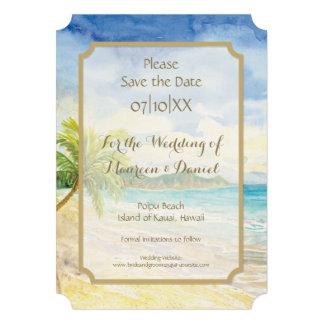 Reserva del estilo del boleto el boda del destino  invitacion personalizada