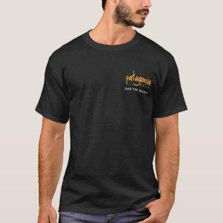 Reserva del naranja la camiseta de Huemul