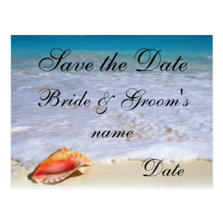 Reserva del tema del boda de playa las postales de