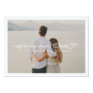 Compra tus invitaciones de boda con diseños simples en la gran selección de Zazzle.