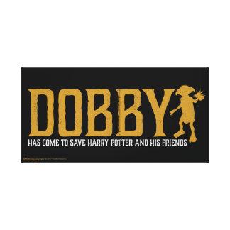Reserva Harry Potter del Dobby de Harry Potter el Impresión En Lienzo