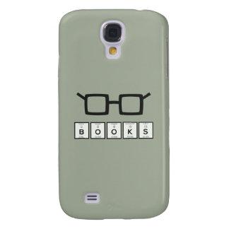 Reserva los vidrios Zh6zg del empollón del Funda Para Samsung Galaxy S4