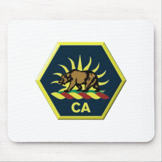 Reserva militar de California Alfombrilla De Ratón