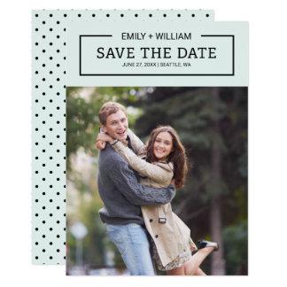 Reserva minimalista del negro del color Editable Invitación 12,7 X 17,8 Cm