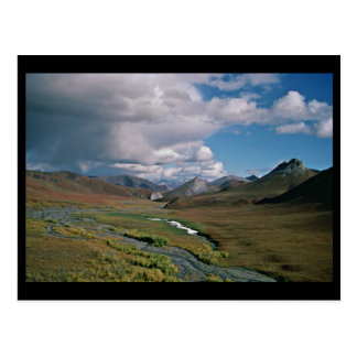 Reserva nacional ártica postal