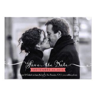 Crea tus propias invitaciones Save the Date y personalízalas con tus colores, diseños y estilos favoritos.