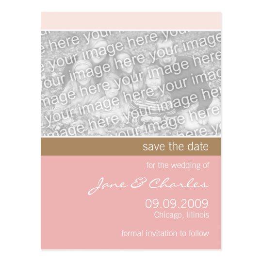 Reserva rosa clara y del moreno de la foto la postal