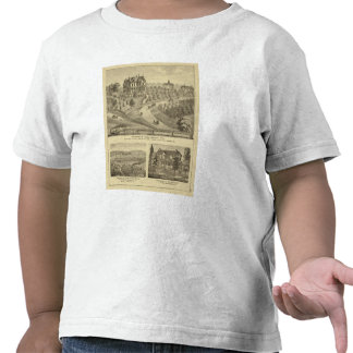 Residencia de Juan Biggert, estación de Idlewood Camiseta