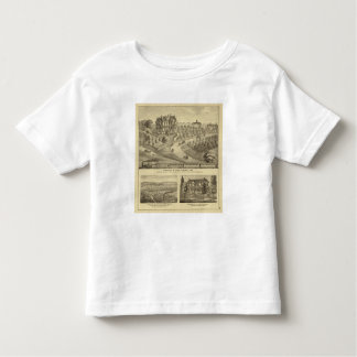 Residencia de Juan Biggert, estación de Idlewood Camiseta De Bebé