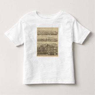 Residencia y tienda de Guillermo M Roberts Camiseta De Bebé