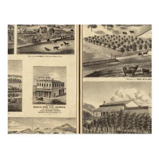 Residencias de Frank McElarney, HF Gerkhardt Postal