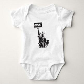 Resist_for_Liberty Body Para Bebé