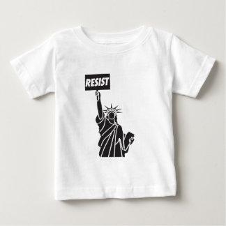 Resist_for_Liberty Camiseta De Bebé