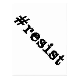 #resist postal