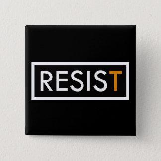 RESISTA el botón cuadrado
