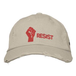 Resista el gorra