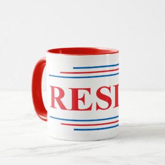 """""""Resista"""" la taza"""