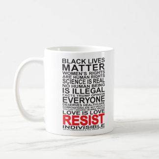 Resista la taza de café