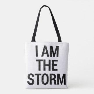 resístame son la bolsa de asas de la tormenta
