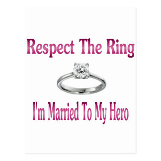 respete el anillo 2 postal