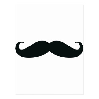 Respete el bigote de Stache Postal