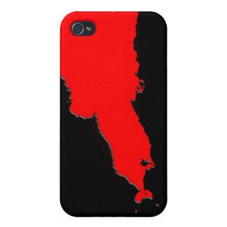 respiradero del fuego, ANYCASE iPhone 4 Cárcasas