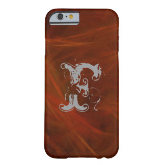 Respire F inicial Funda De iPhone 6 Barely There