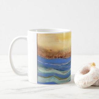"""Respire"" la taza de la playa"