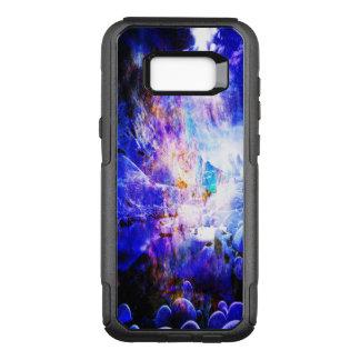 Respire otra vez los sueños de la noche de Yule Funda Otterbox Commuter Para Samsung Galaxy S8+