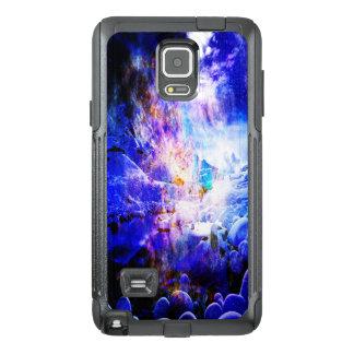 Respire otra vez los sueños de la noche de Yule Funda OtterBox Para Samsung Note 4