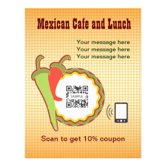 Restaurante del mexicano de la plantilla del aviad tarjetones