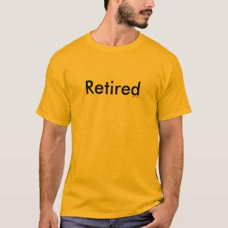 Retirado Camiseta