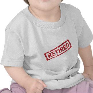 retirado oficialmente camisetas