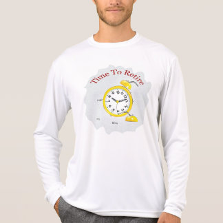 Retiro: Despertador jubilado Camiseta