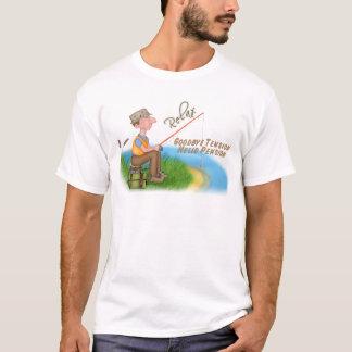 Retiro pesquero ido camiseta