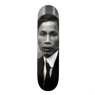 Retrato 1921 de Ho Chi Minh Nguyen Ai Quoc Tabla De Skate