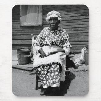 Retrato auxiliar anterior, los años 30 alfombrilla de ratón