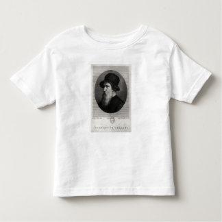 Retrato Benvenuto Cellini grabado cerca Camisetas