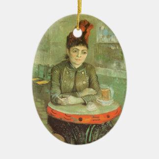 Retrato de Agostina Segatori de Vincent van Gogh Adorno De Reyes