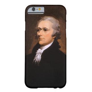Retrato de Alexander Hamilton de Juan Trumbull Funda De iPhone 6 Barely There