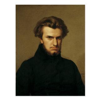 Retrato de Ambroise Thomas 1834 Postal