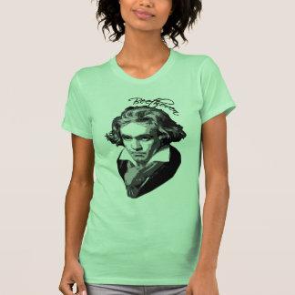 Retrato de Beethoven en las camisetas, tazas, Camiseta