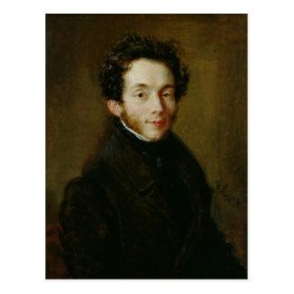 Retrato de Carl Maria Friedrich Ernst von Postal