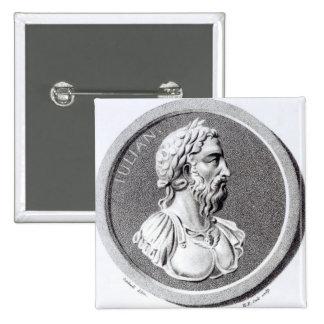 Retrato de Didius Julianus Chapa Cuadrada